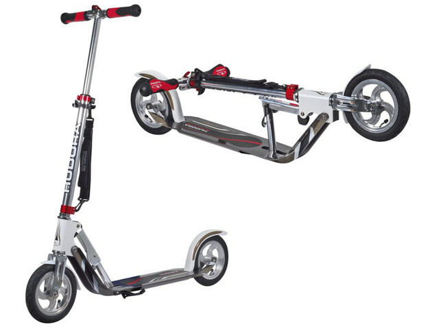 HUDORA Big Wheel Air City Potkulauta Lapset, white/silver